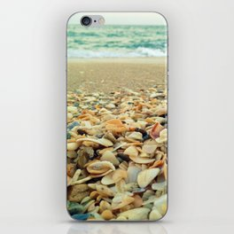 Shore and Shells iPhone Skin