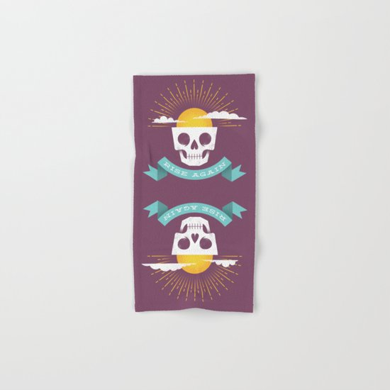 Rise Again Hand & Bath Towel