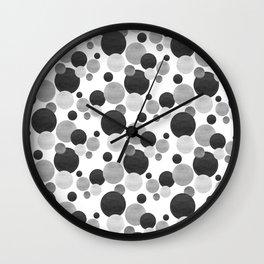 Dots 4 Wall Clock