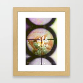 One Sixth Ism Vol.1-1 Framed Art Print