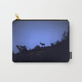 Sunset on the forest Carry-All Pouch