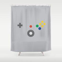 NINTENDO 64 Shower Curtain