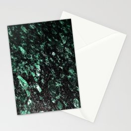 The Jade Sleeping Beneath the Black Granite Stationery Cards