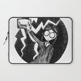 A Homicidal Maniac Laptop Sleeve