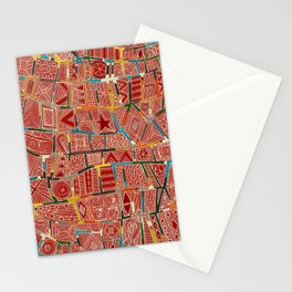 ESHE red Stationery Cards