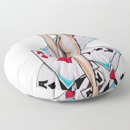 5 Aces Floor Pillow