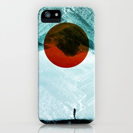 Found in isolation iPhone Case