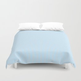 Seersucker Stripe Pattern Duvet Cover