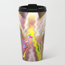 color curves Travel Mug