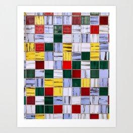 118 Cuba St Art Print