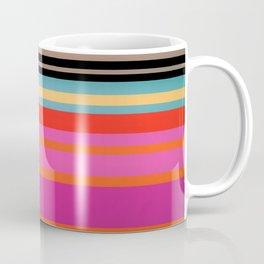 Sunset Stripes Coffee Mug