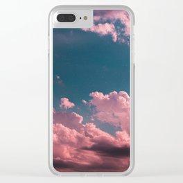 ya no existirá el tiempo Clear iPhone Case