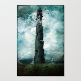 The Dark Tower Canvas Print