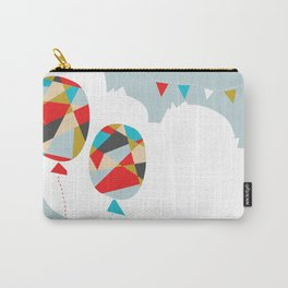 Celebrate Shapes  Carry-All Pouch