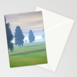 Fairway To Seven Stationery Cards