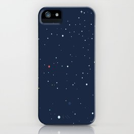 Space to Travel iPhone Case