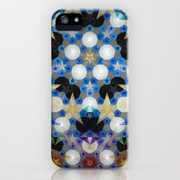 Suspended Stars iPhone Case