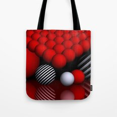 changing the distance -2- Tote Bag
