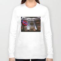 velvet underground Long Sleeve T-shirts featuring Underground by Efua Boakye