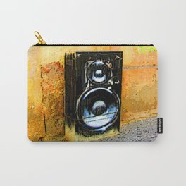 Boombox Carry-All Pouch
