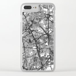 Look Up II Clear iPhone Case
