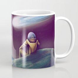 Observing The Energy Comet Coffee Mug