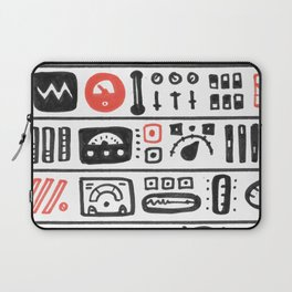 Mission Control Laptop Sleeve