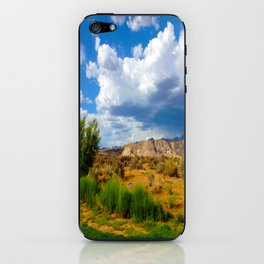 Golf's Desert View iPhone Skin