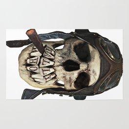 TALLY HO  (skull series 2 of 3) Rug