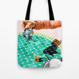 Chai #painting #digitalart Tote Bag