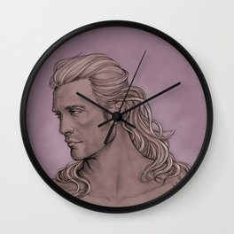 Morning Star Wall Clock