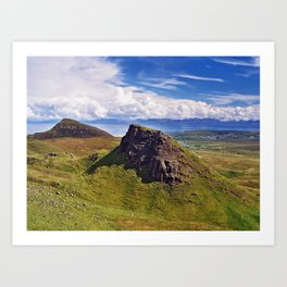 From The Quirang Art Print