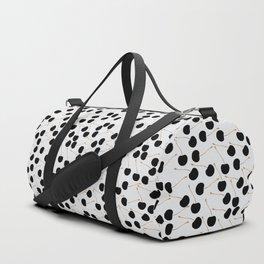 Black Cherries Duffle Bag