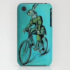 The Bicycle Bunny iPhone (3g, 3gs) Slim Case