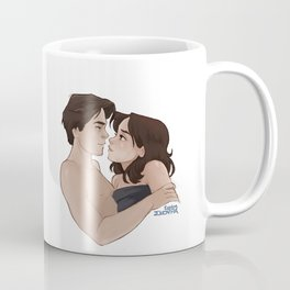 I say we just grow up, be adults and die Coffee Mug