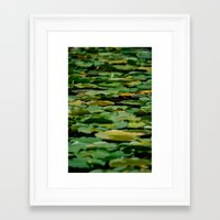 blanket Framed Art Prints featuring Blanket by Brianna Noel Parrott