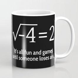 Someone Loses An i Coffee Mug