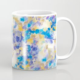 Canopy Blue Coffee Mug