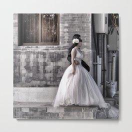 Chinese Wedding Metal Print