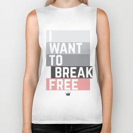 BREAK FREE Biker Tank