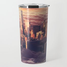 New York: Through The Roof Travel Mug