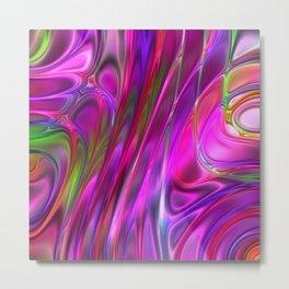 Energy Liquids 3 Metal Print