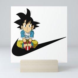 GOKUU Mini Art Print