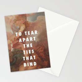 Do Me a Favour, Angel Stationery Cards
