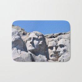 Mount Rushmore Bath Mat