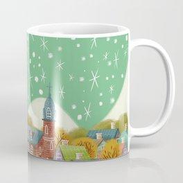 European Town Coffee Mug