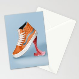 Vans funny moments Stationery Cards