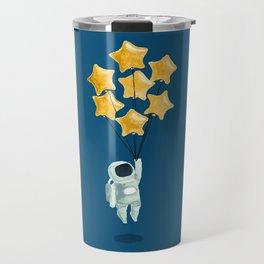 Astronaut's dream Travel Mug