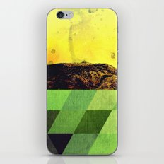 volcano iPhone & iPod Skin
