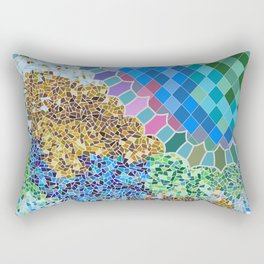 INSPIRED BY GAUDI Rectangular Pillow